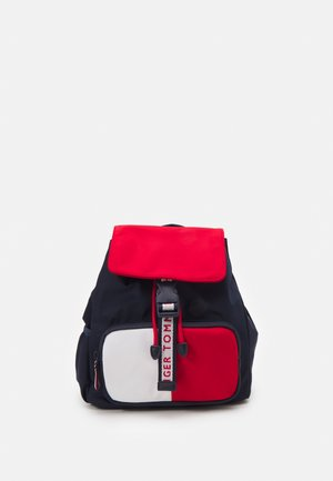 GIRLS CORPORATE BACKPACK UNISEX - Batoh - dark blue/red