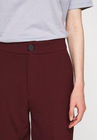 BLANCHE - JELINE PANTS - Pantalon classique - cocoa - 7