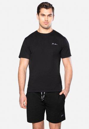 SET - Pyjamas - schwarz