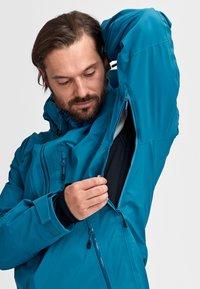 Mammut - STONEY - Ski jacket - sapphire - 5