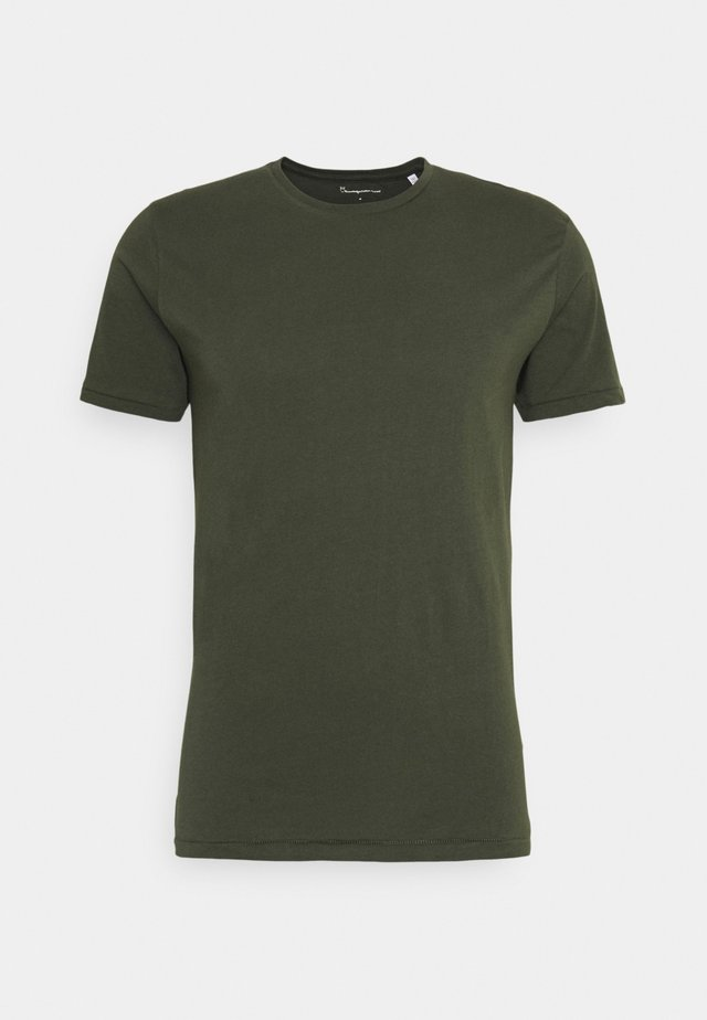 ALDER TEE - T-shirt basique - forrest night