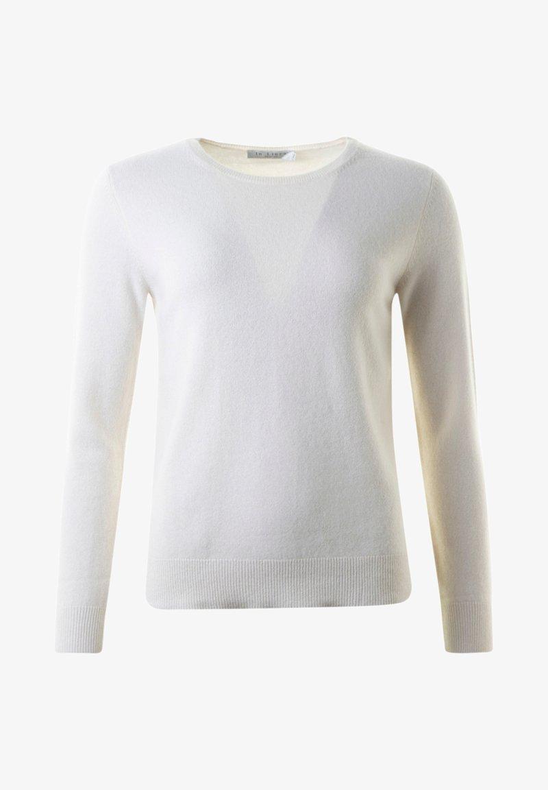 In Linea - JACK - Stickad tröja - offwhite