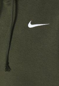 Nike Sportswear - HOODIE TREND - Sweat à capuche - cargo khaki/white - 2
