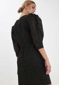 ICHI - IHKAY - Day dress - black - 2