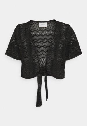 VITELLA TIE - Blouse - black