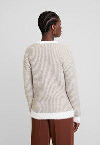 Anna Field - Cardigan - white/beige - 2