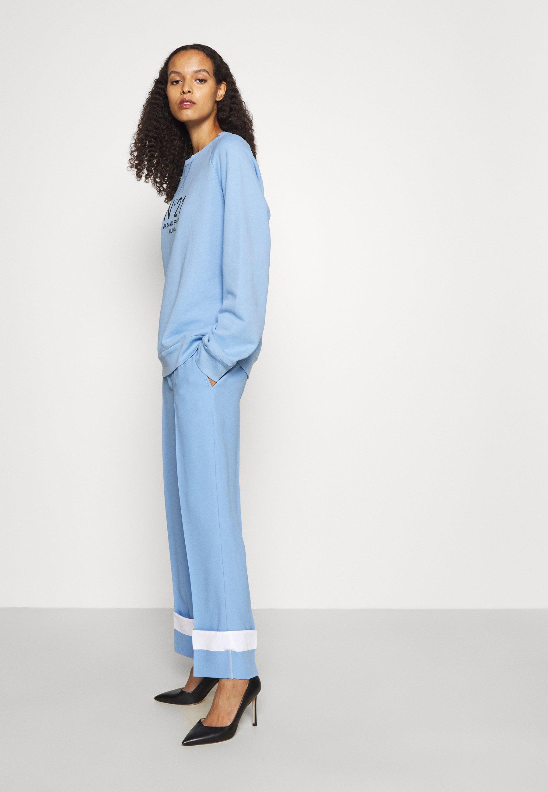 Femme PANTALONE TESSUTO - Pantalon classique