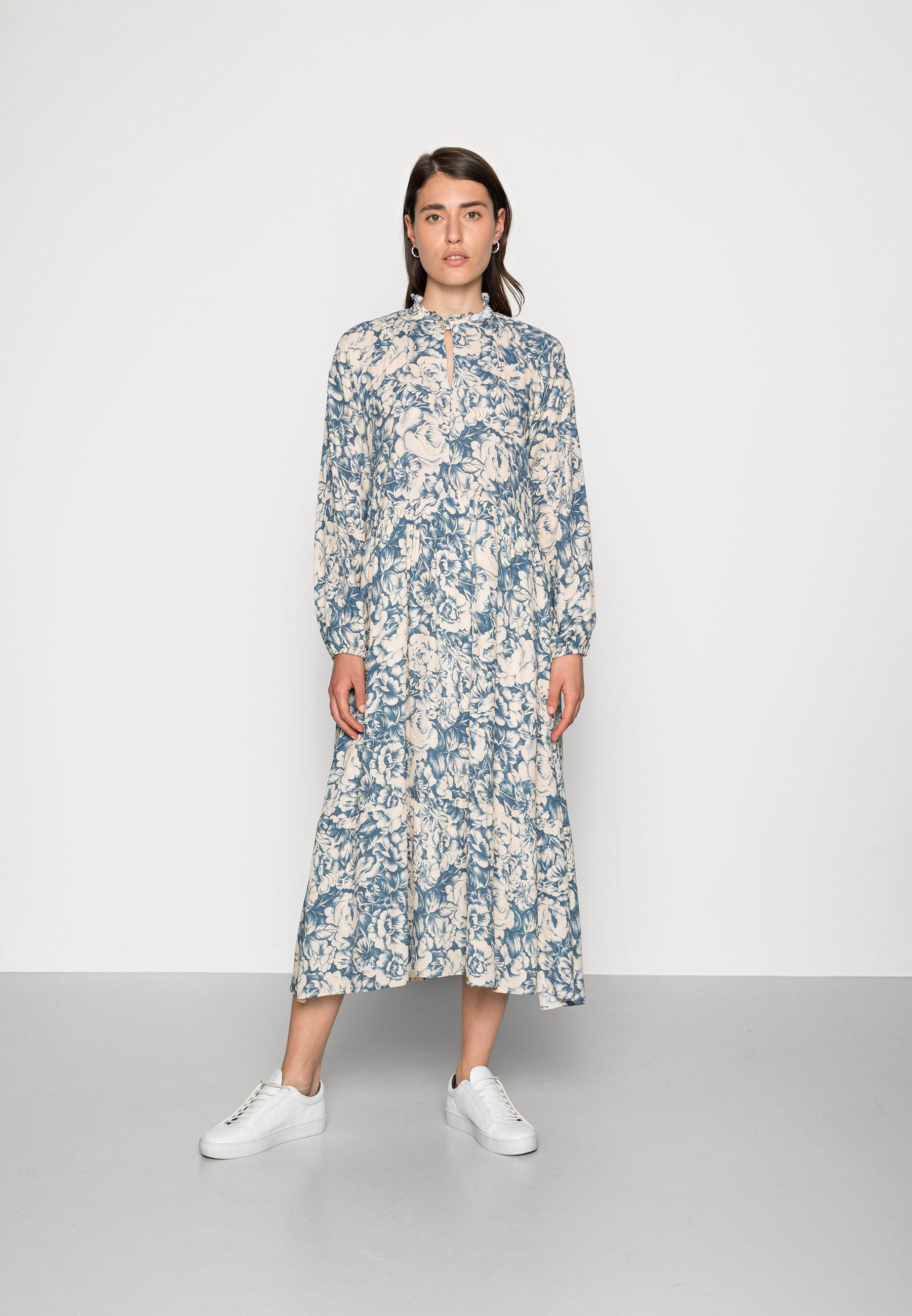 Mujer MIDI DRESS PRINTED - Vestido informal