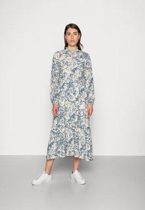 MIDI DRESS PRINTED - Day dress - parisian blue