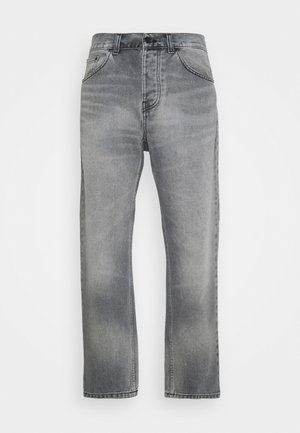 NEWEL PANT MAITLAND - Jeans relaxed fit - black light used wash