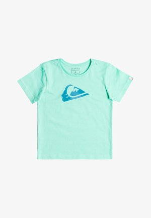 Print T-shirt - cabbage