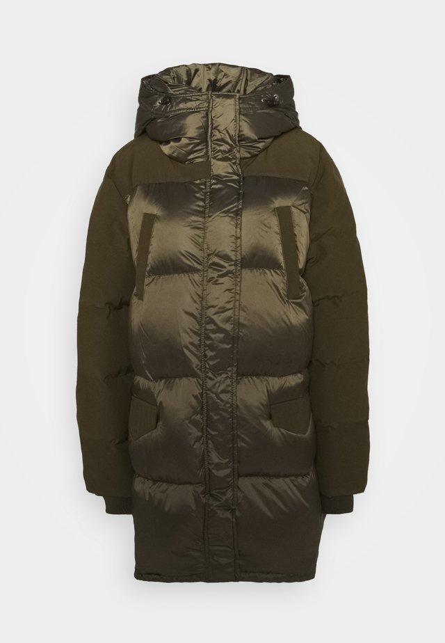 DOUDOUNE - Down coat - kaki