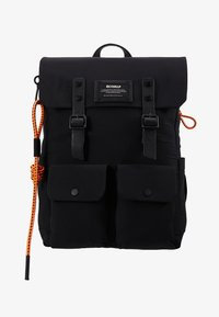 Ecoalf - ZERMAT BACKPACK - Reppu - black - 7