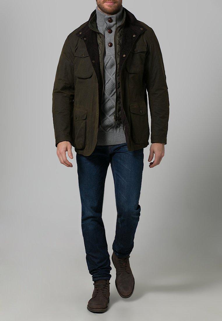 Barbour - OGSTON - Short coat - olive