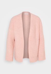 ONLY - ONLPIMMIE OPEN CARDIGAN - Cardigan - misty rose - 4