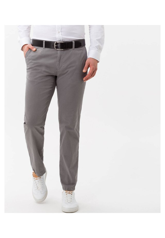 STYLE EVEREST C - Chinos - silver