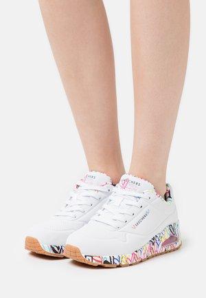 UNO - Sneakers basse - white