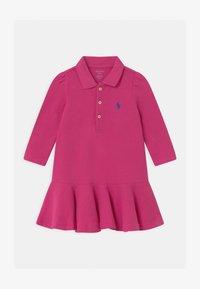 college pink/boysenberry