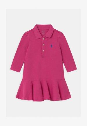 Day dress - college pink/boysenberry