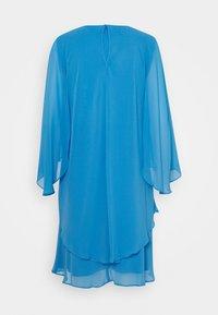 Lauren Ralph Lauren - CLASSIC DRESS - Koktejlové šaty/ šaty na párty - captain blue - 8