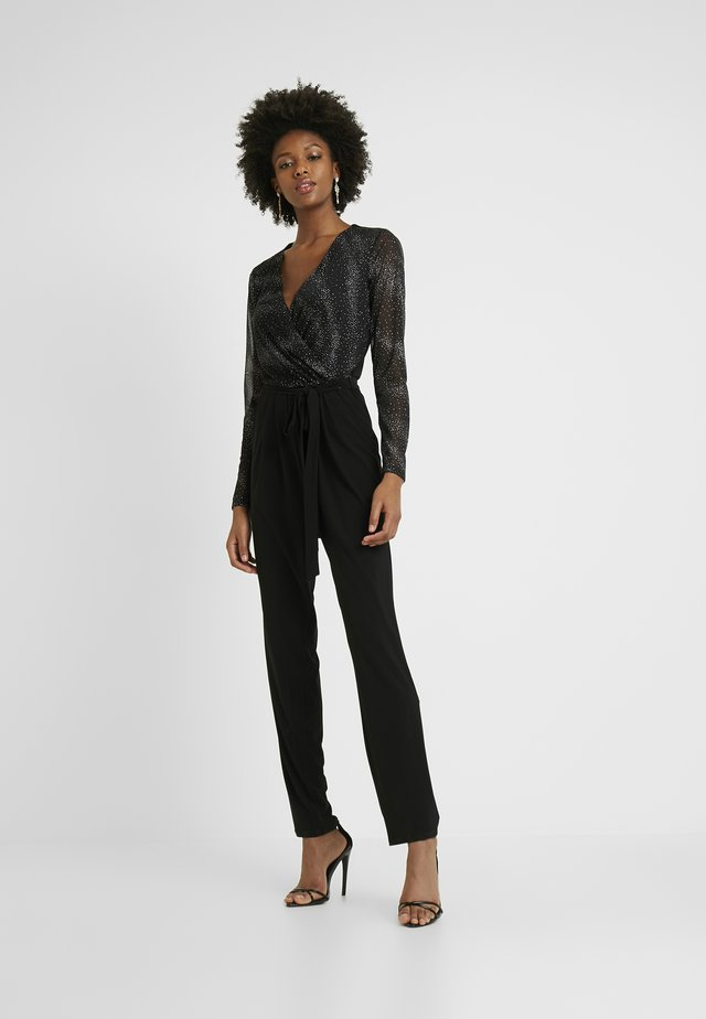 INFINITY SLEEVE - Jumpsuit - black