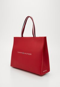 Tommy Hilfiger - BAG - Shopping bag - red - 3