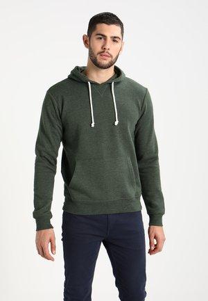 Hættetrøjer - khaki