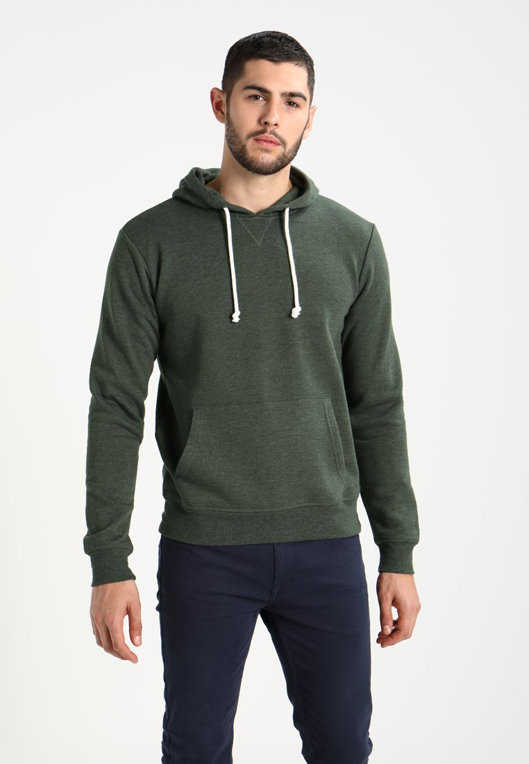 Pier One - Bluza z kapturem - khaki
