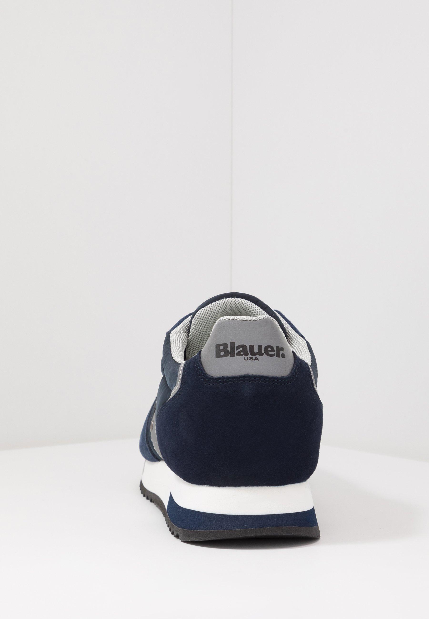 Blauer QUEENS Joggesko navy Zalando.no