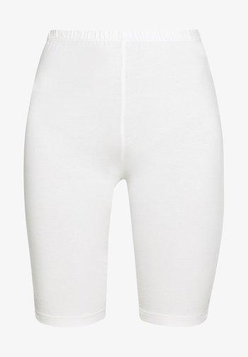PAM SHORT LEGGINGS - Shorts - white