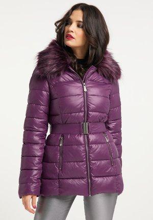 Winter jacket - violett