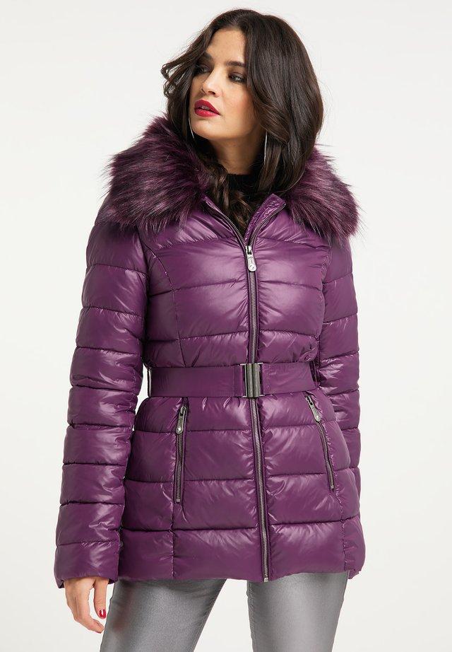Vinterjakker - violett