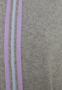 CHINTI & PARKER - RING MASTER HOODIE - Hoodie - grey/lilac/blue - 6