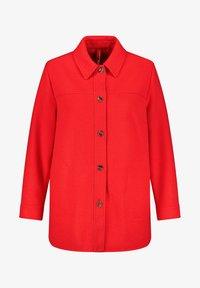 Samoon - Short coat - power red - 2