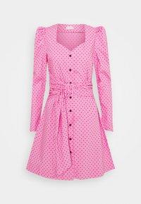 LORENA - Shirt dress - glory pink