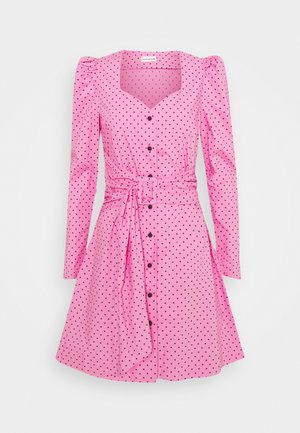 LORENA - Shirt dress - glory pink