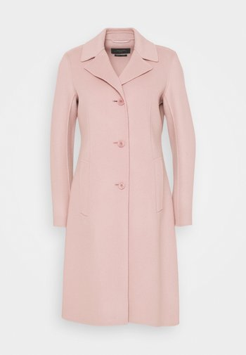 UGGIOSO - Klasický kabát - rosa