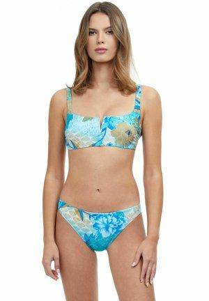 Bikinitop - multi/blue