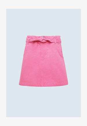 CAROL  - A-line skirt - chewing gum