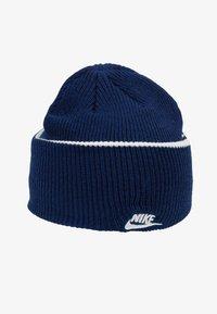 Nike Sportswear - CUFFED BEANIE - Muts - blue void - 5