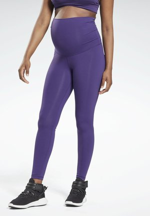 Y LUX 2.0MATERNITY TIGHT - Trikoot - dark orchid