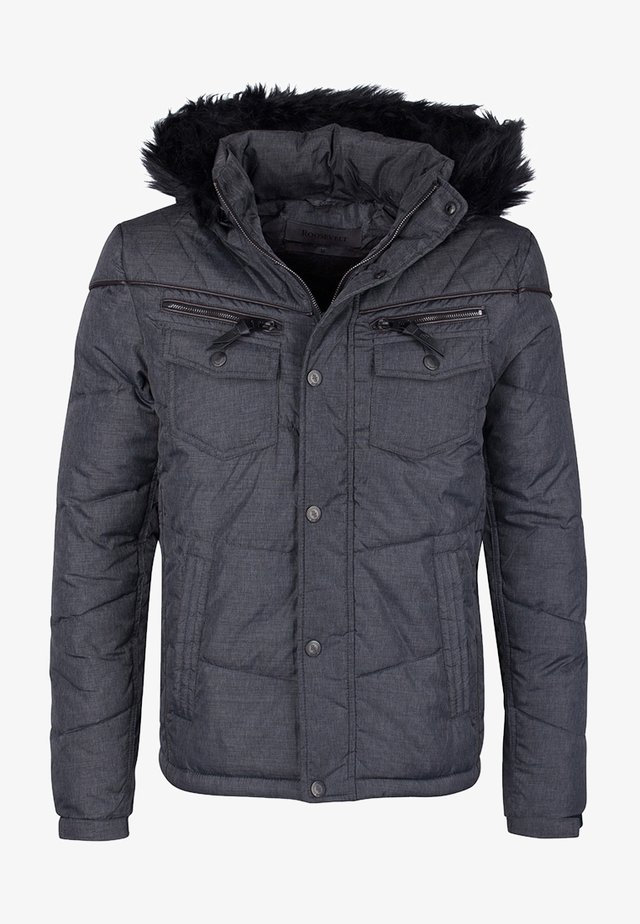 Giacca invernale - grey