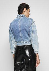Neuw - FRANKLIN JACKET - Denim jacket - blue soul - 2