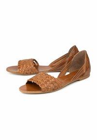COX - Sandals - lightbrown - 1