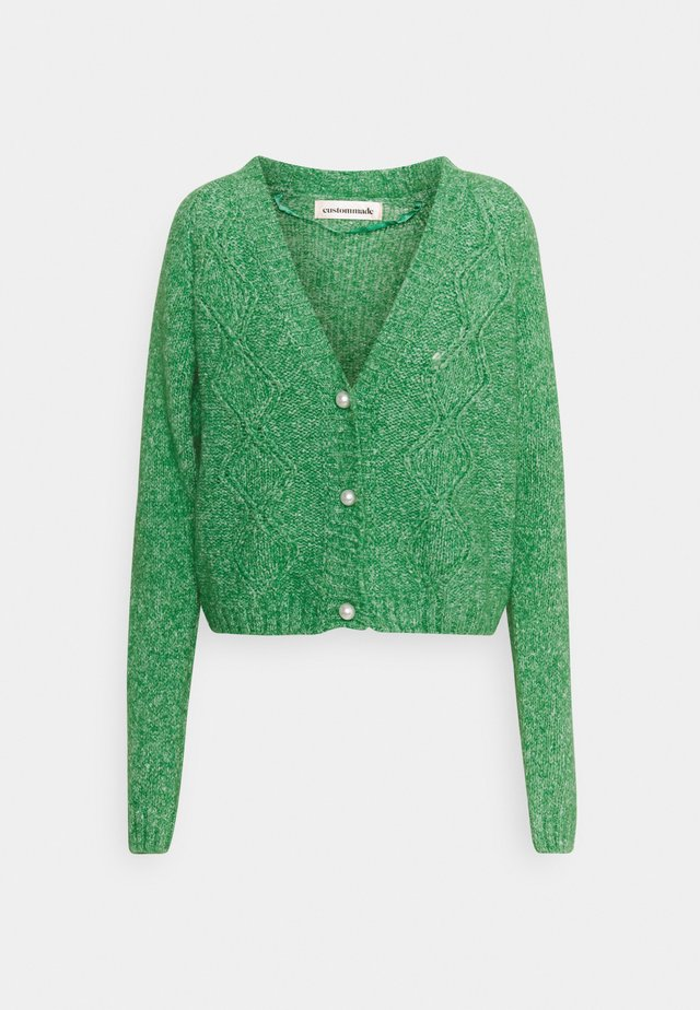VALDINE - Cardigan - jolly green