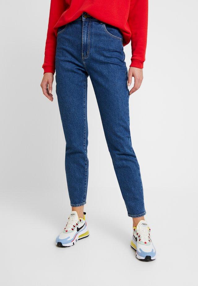 DUSTERS - Slim fit jeans - blue
