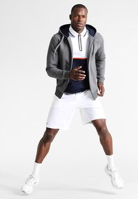 Lacoste Sport - Zip-up hoodie - pitch/navy blue - 1