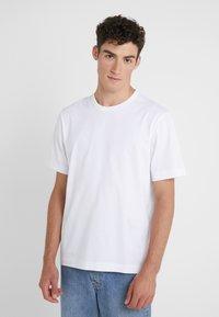 Joseph - CREW PERFECT TEE - T-Shirt basic - white - 0