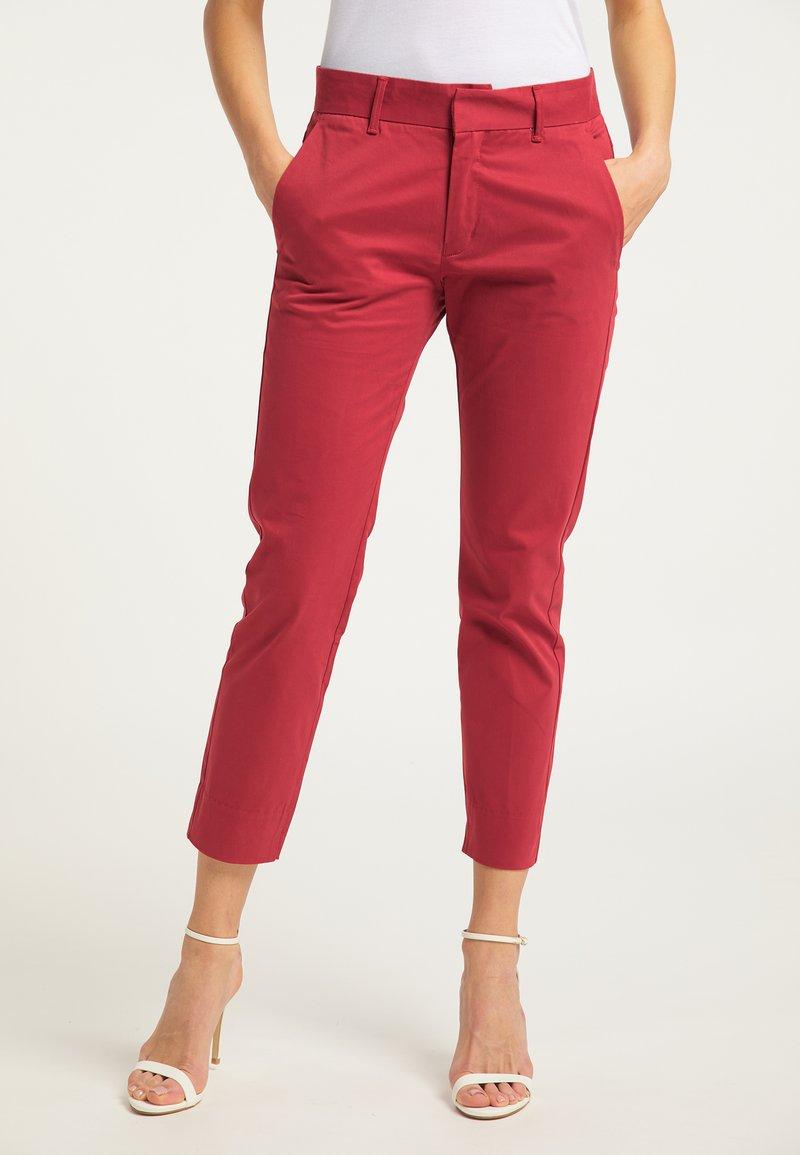 DreiMaster - Pantaloni - rot