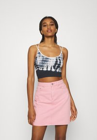 BDG Urban Outfitters - MARKIE CAMI - Top - navy - 0
